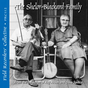 The Shelor-Blackard Family(From the collection of Ray Alden & Dave Spilkia)