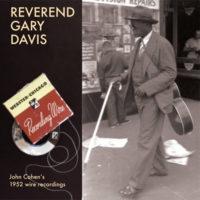 FRC116 Rev. Gary Davis