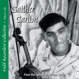 FRC118 Gaither Carlton