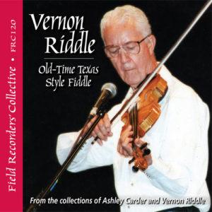 FRC120 Vernon Riddle