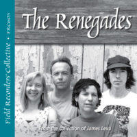FRC605– The Renegades –(From the collection of James Leva)