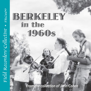 FRC609– Berkeley in the 1960s–(From the collection of John Cohen)
