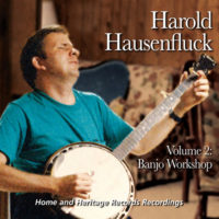FRC702 Harold Hausenfluck, volume 2