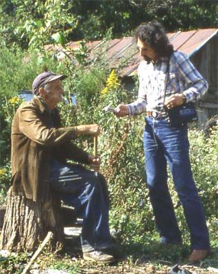 Joe Birchfield and Frank Weston