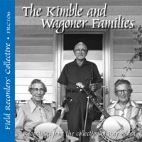 FRC106 – The Kimble and Wagoner Families (From the collection of Ray Alden)