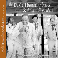 FRC208– The Dixie Hummingbirds & the Little Wonders (From the collection of the Brandwine Friends of Old Time Music)