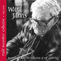 FRC402 – Ward Jarvis (From the collection of Jeff Goehring)