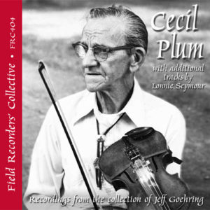 FRC404 – Cecil Plum (From the collection of Jeff Goehring)