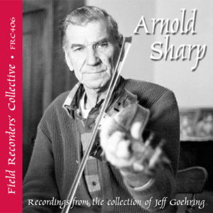 FRC406 – Arnold Sharp –(From the collection of Jeff Goehring)