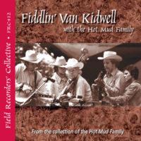 FRC412– Fiddlin' Van Kidwell