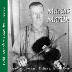 FRC502 – Marcus Martin (From the collection of Peter Hoover)