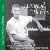 FRC508– Heywood Blevins –(From the collection of Peter Hoover)