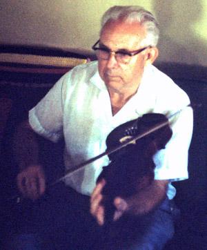 Rector Hicks, July 1977