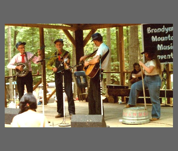 Roan Mountain Hilltoppers at the Brandywine Festival