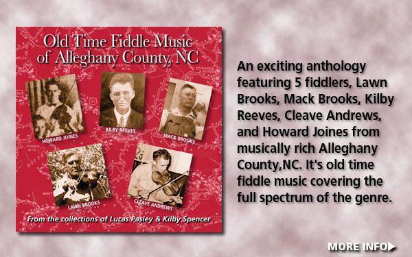 Alleghany Fiddlers