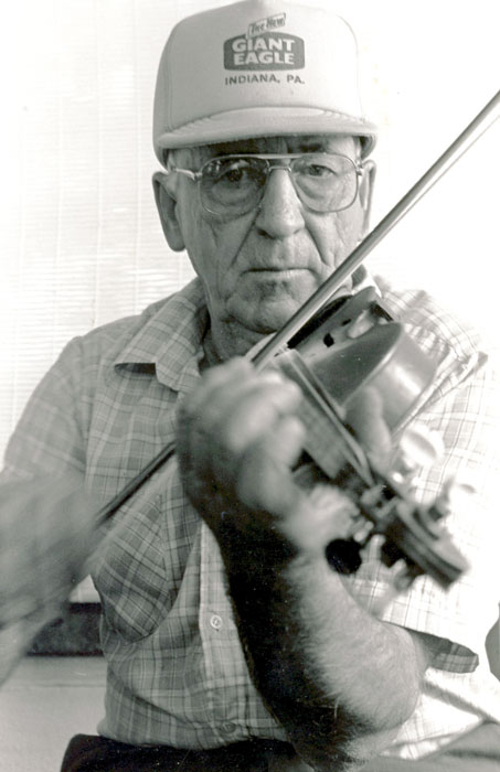 Ralph Whited, 1988 (Photo by Kim McRae, courtesy Joyce Cauthen)