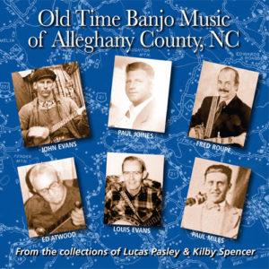 FRC719 - Alleghany Banjo