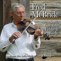 FRC721 - Fred McBride, Banjo and Fiddle