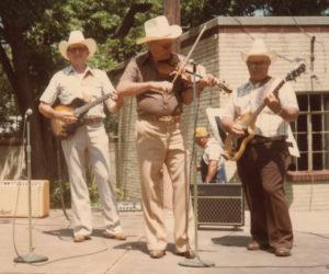 Glen Woolaway, Amos Chase, Eldon Ray, Topeka, KS c1981