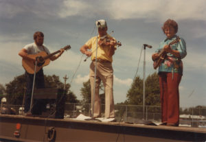 The Spencer Family Band, Belton, MO 1981