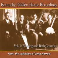 Kentucky Fiddlers, Vol. 1 - FRC732