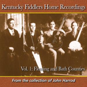Kentucky Fiddlers, Vol. 1 - FRC732