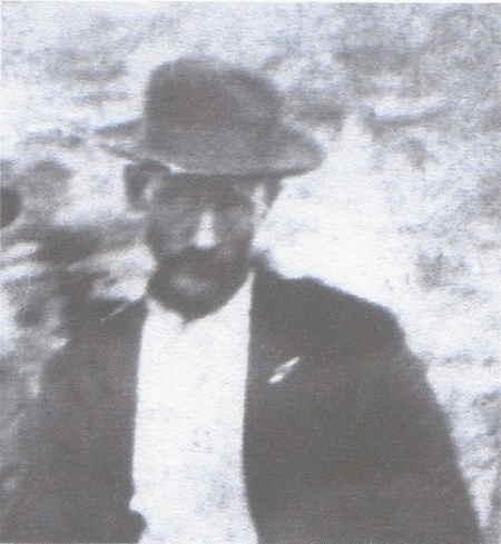 Grandfather Elias Bryant Sr