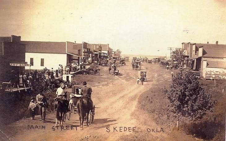 16 Skedee Main Street 1911