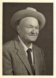 Grandpa Samp Miller
