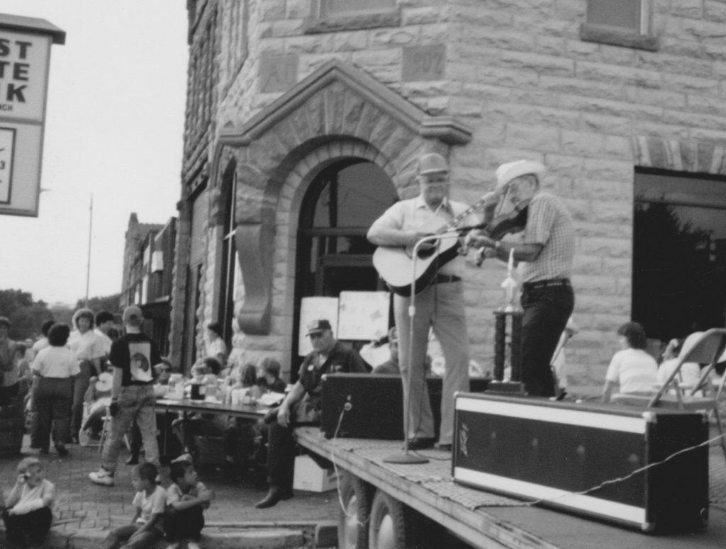 John Kennedy at Ralston